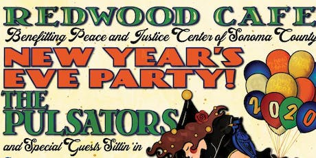 New Year's Eve with The Pulsators, Sarah Baker & Andre De Channes tickets