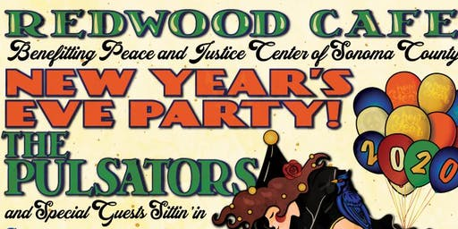 New Year's Eve with The Pulsators, Sarah Baker & Andre De Channes