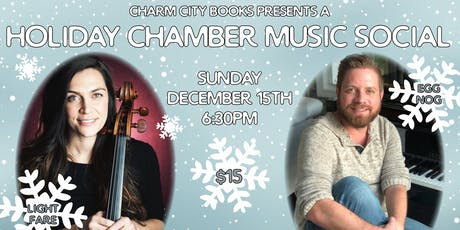 Holiday Chamber Music Social tickets