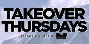 Takeover Thursdays - 4 DJs – San Francisco's #1 Weekly Thursday Event.