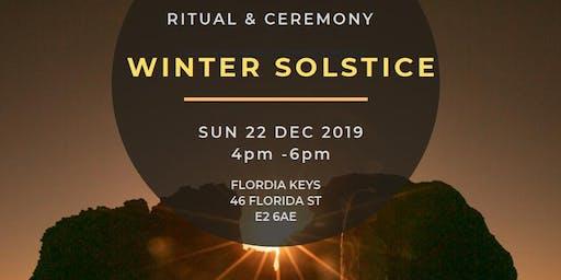 WINTER SOLSTICE - RITUAL & CEREMONY