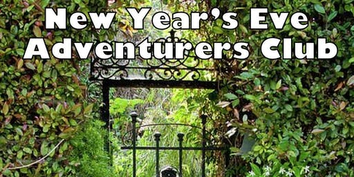 New Year's Eve Adventurers Club: A Secret Adventure
