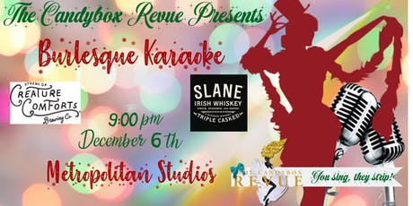 Burlesque Karaoke: Holiday Edition with The Candybox Revue! tickets