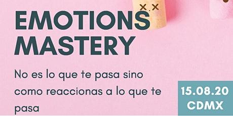 Emotions Mastery tickets