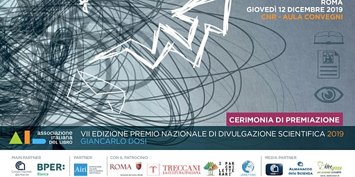 Premio Nazionale di Divulgazione Scientifica 2019 | Giancarlo Dosi