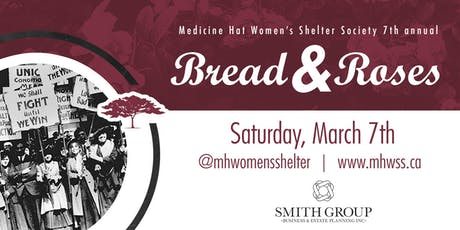 8th Annual Bread & Roses Gala tickets