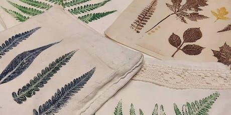 Festive Botanical Printmaking tickets