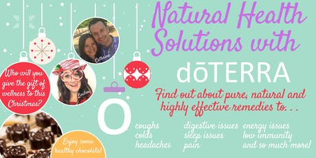 Kettering Natural Health Solutions with doTERRA Essential Oils tickets