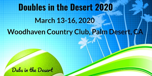 Doubles in the Desert 2020