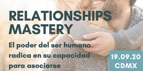 Relationship Mastery boletos