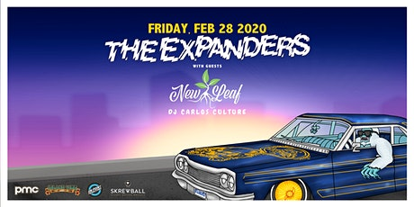 The Expanders live at The Holding Company (THC) tickets