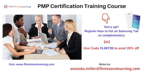 PMP Bootcamp Training in Orlando, FL tickets