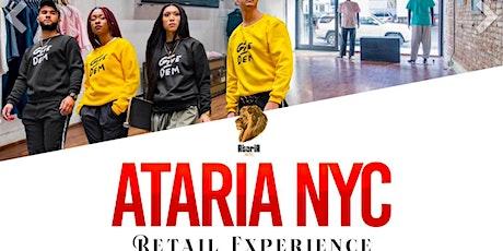 Ataria NYC Retail Experience tickets