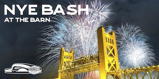 New Year's Eve Bash at Drake's: The Barn