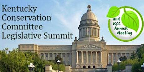 Kentucky Conservation Committee Legislative Summit 2020 tickets