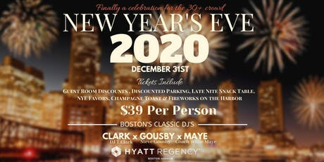 Finally something for 30+ crowd! Nothing But The Classics, NYE 2020 tickets