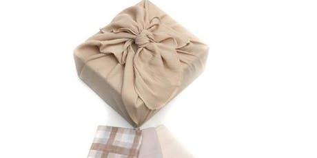 Furoshiki fabric Wrapping Workshop tickets
