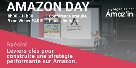 AMAZON DAY par l'agence it's Amaz'in billets