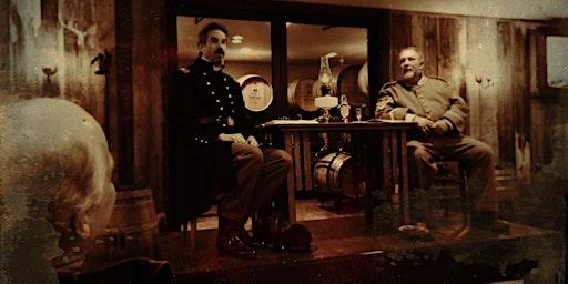 Civil War Fireside Chat & Dinner with the Benson - Rice Storytellers