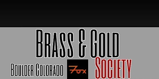 Brass & Gold Society at The Fox Theater