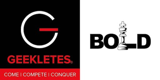 Copy of Geekletes Presents: Bold Clippers Launching Party