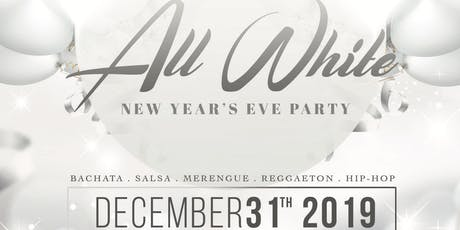 2020 All-White New Years Eve Bash tickets