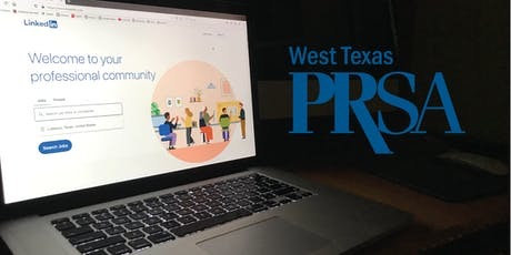 "PRSA WTX Lunch | The Science of Gaming: Corporate Personae as ""Avatars"" tickets"