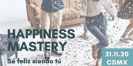 Happiness Mastery boletos