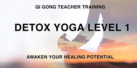Detox yoga Level 1 tickets