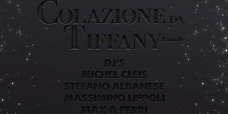 Colazione da Tiffany Xmas edition - BLACK is BACK - 25 Dicembre c/o La Rocca Gold - Arona - biglietti