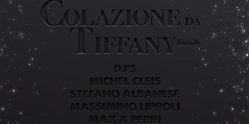 Colazione da Tiffany Xmas edition - BLACK is BACK - 25 Dicembre c/o La Rocca Gold - Arona -