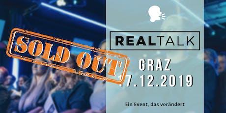 RealTalk VIII - Ein Event, das verändert Tickets