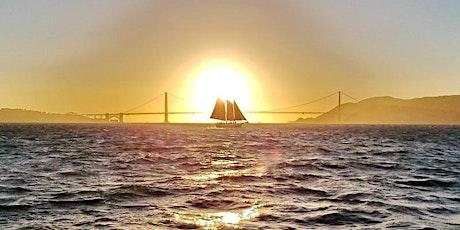 Cinco de Mayo 2020 Sunset Sail on the San Francisco Bay tickets