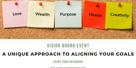 Visioning with Feng Shui tickets