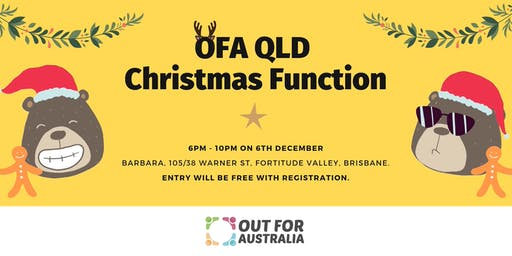 QLD Christmas Function