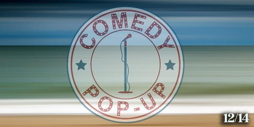 COMEDY POP-UP