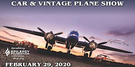 Stephanie Nichols' 9th Annual Georgetown Airport Car & Vintage Plane Show tickets