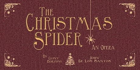 The Christmas Spider - a fireside reading with music tickets