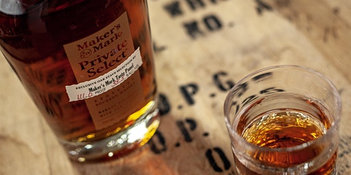Maker's Mark Tasting with the St. Louis Bourbon Society