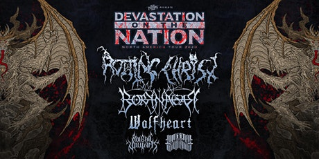 DOTN 2020 - Rotting Christ, Borknagar + more at Zydeco tickets