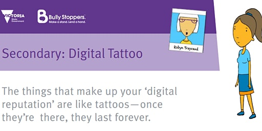 Digital Tattoo - Parent Cyber Information Session
