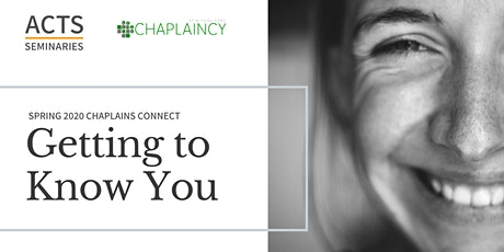 Chaplains Connect with ACTS Seminaries (Langley) tickets