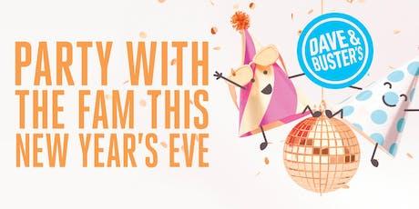 D&B Staten Island NY - Family New Years Eve Celebration 2020 tickets