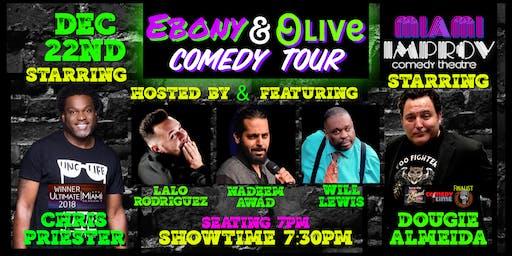 Ebony & Olive Comedy Tour