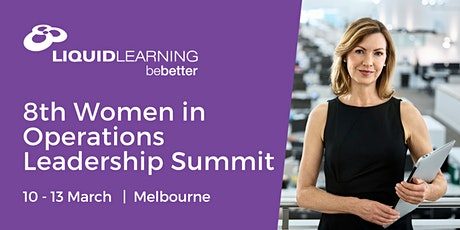 8th Women in Operations Leadership Summit tickets