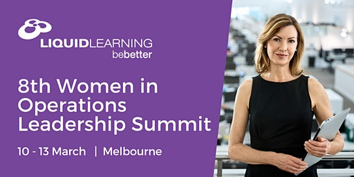 8th Women in Operations Leadership Summit