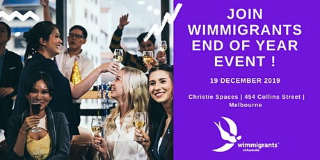 Wimmigrants End of Year Celebration tickets