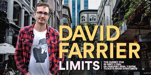 David Farrier: Limits