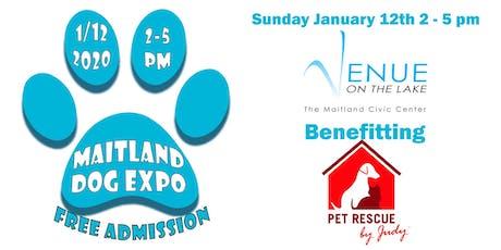 Maitland Dog Expo tickets