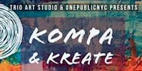 Kompa and Kreate tickets